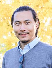 UConn Online Remote Sensing Graduate Certificate Program Faculty: Zhe Zhu Headshot