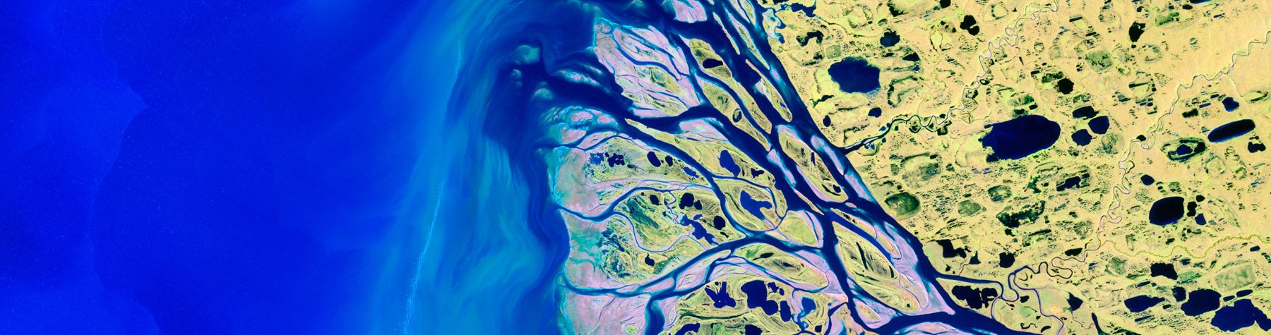 Online Remote Sensing Graduate Certificate: Geographic Map of Arctic Tundra